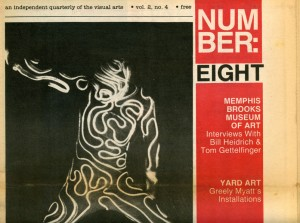 Number 8 Cover