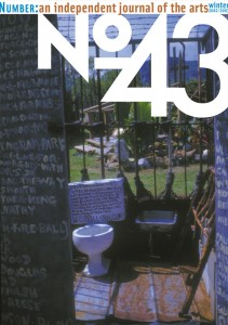 Number 43 cover