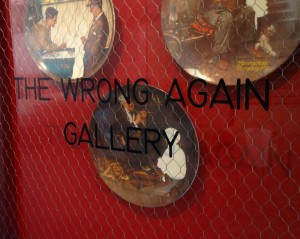 Niki Johnson at Wrong Again Gallery