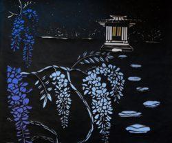 CUT PAPER: Kate Gundersen at SAS Gallery @ SAS Gallery at St. Andrew's-Sewanee School   Sewanee   Tennessee   United States