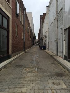 The Barboro Alley Project: Downtown Memphis Commission