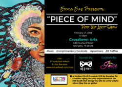 Piece of Mind @ Crosstown Arts | Memphis | Tennessee | United States