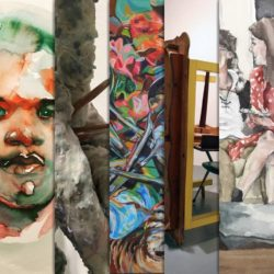 Opening Reception: Spring 2018 MFA Thesis Exhibition @ The Martha and Robert Fogelman Galleries of Contemporary Art, The University of Memphis | Memphis | Tennessee | United States