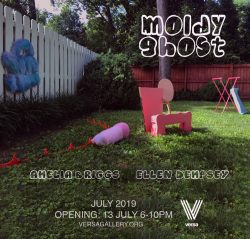 Moldy Ghost Opening Reception @ VERSA