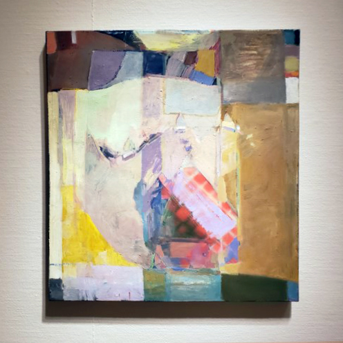 "A Painter's Search: A Review of Laurel Sucsy's ""Finding the Edge"""