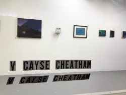 Review: V Cayse Cheatham at THE END