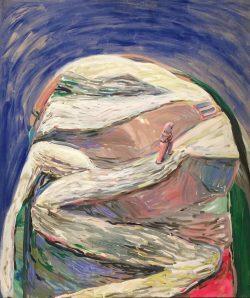 Nine Poems by Gabriella Andino, Nine Paintings by Tori Tinsley